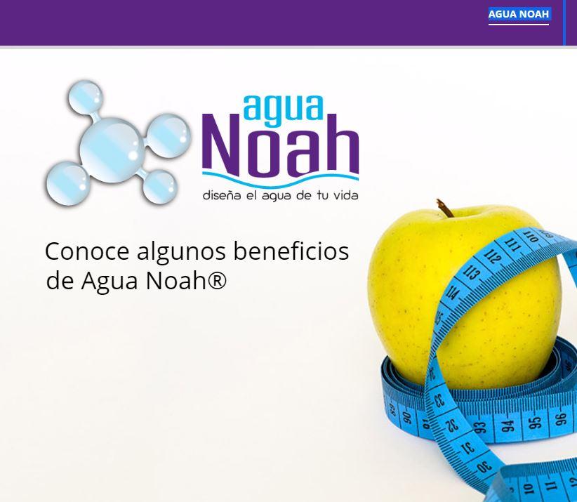 AGUA NOAH